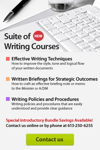 technical writing certification programs