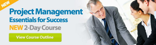 New Course - Project Management Essentials for Success
